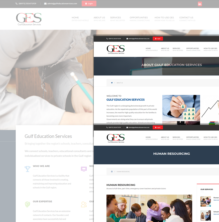 Gulf Education Services